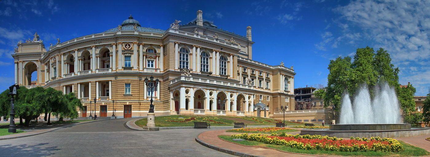 Одеса, Одеський оперний театр