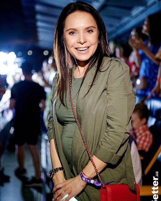Вагітна Лілія Подкопаєва показала себе 18-річною з першою золотою медаллю
