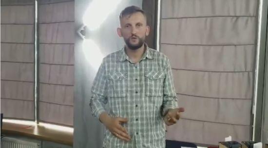 Росіянин, який стрибав на машині Порошенка, за тиждень до цього отримав українське громадянство
