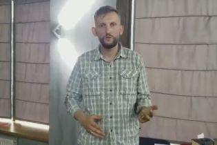 Россиянин, который прыгал на машине Порошенко, за неделю до этого получил украинское гражданство