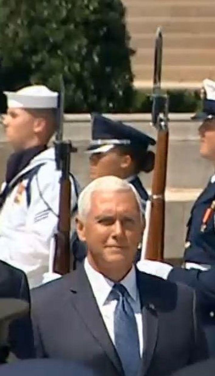 У Пентагоні вітають новопризначеного міністра оборони Марка Еспера