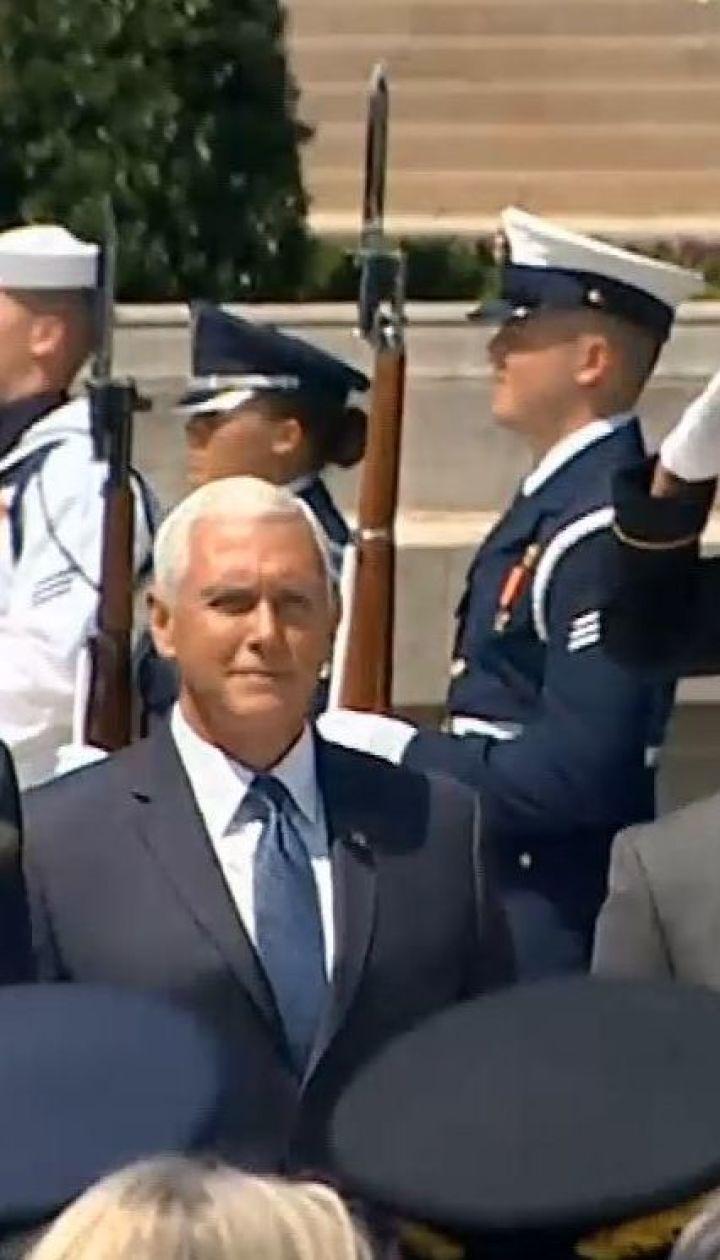 В Пентагоне поздравляют нового министра обороны Марка Эспера