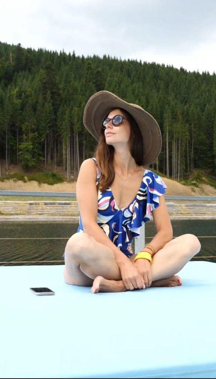 Мой путеводитель. Летние Карпаты - теплые бассейны и водные процедуры молодости посреди гор