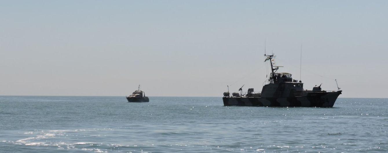 ФСБ Росії влаштовує провокації в Азовському морі - штаб ООС