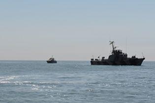 ФСБ устраивает провокации в Азовском море - штаб ООС