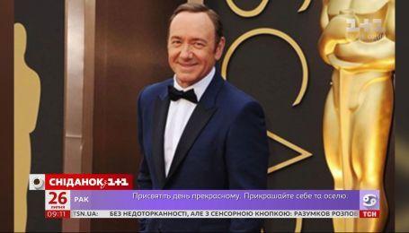 Собрал кучу наград и попал в международный скандал - звездная история Кевина Спейси