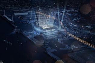 """""""Эвертон"""" представил проект ультрасовременного стадиона за 500 миллионов фунтов"""