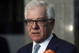 Польський міністр розповів, коли з Росії можна буде зняти санкції
