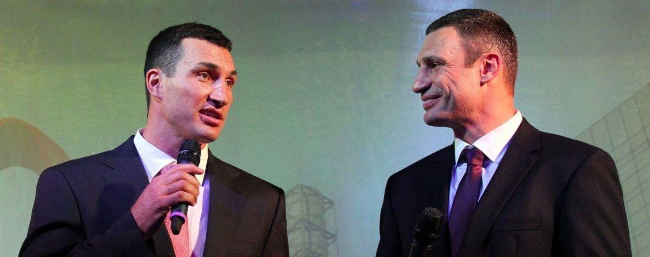 Кличко не исключил, что УДАР может возглавить его брат Владимир