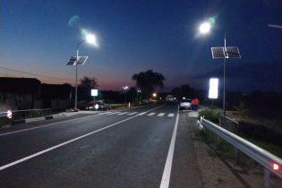 Международное шоссе Одесса–Рени оборудуют фонарями на солнечных батареях