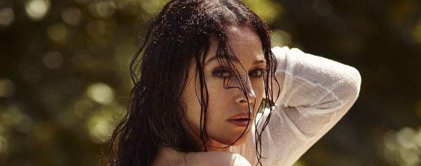 Страстная и сексуальная: Моника Беллуччи снялась для глянца