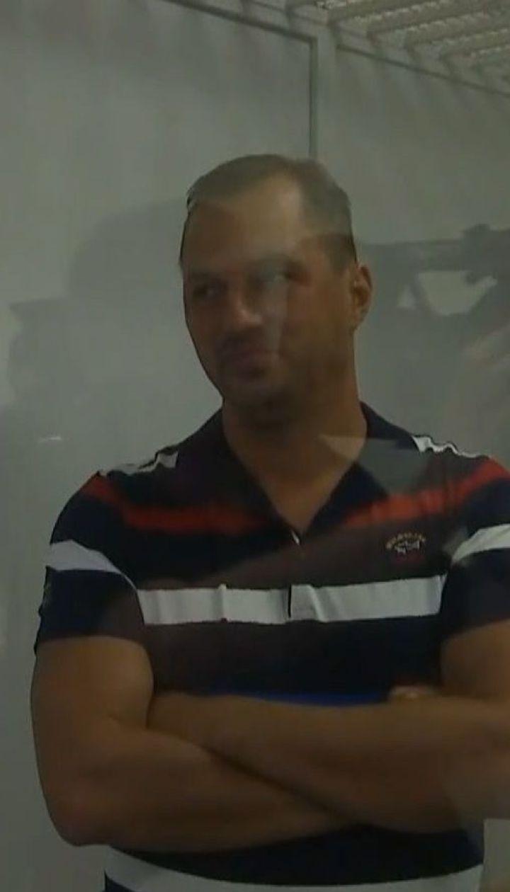 Задержанного одесского генерала Дмитрия Головина привезли в Киев