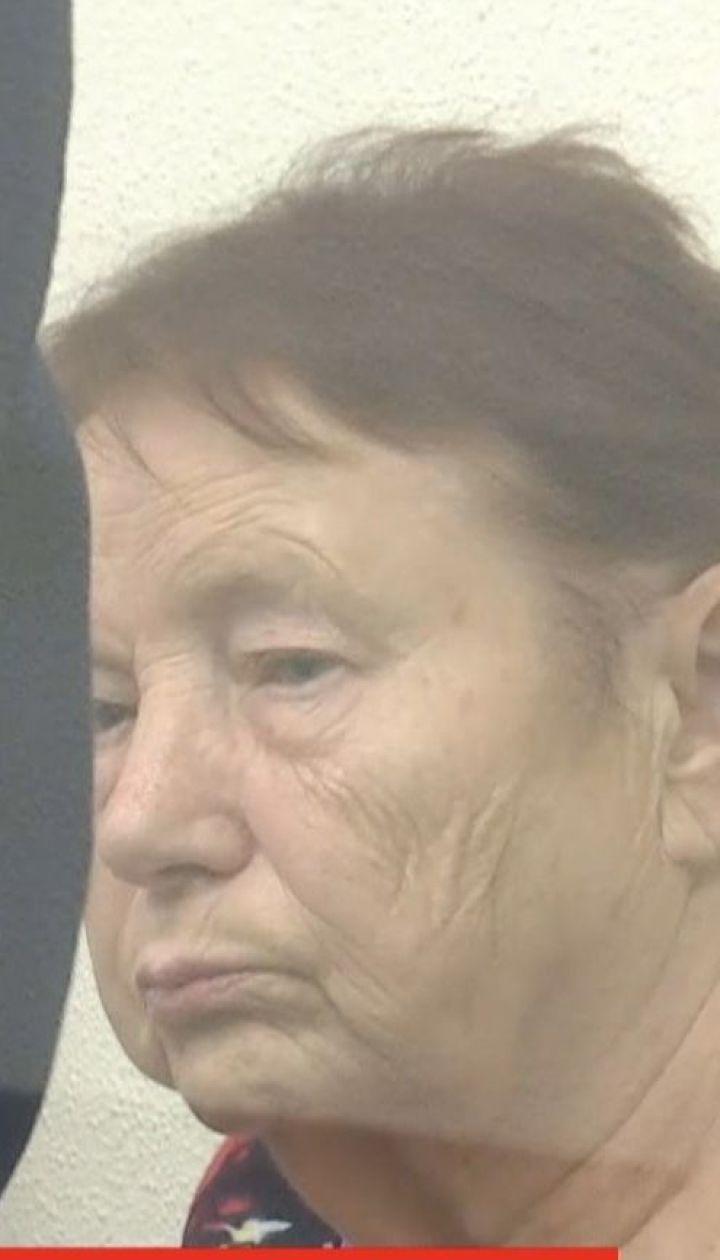 """Мать одиозного депутата-беглеца Александра Онищенко задержали в аэропорту """"Борисполь"""""""