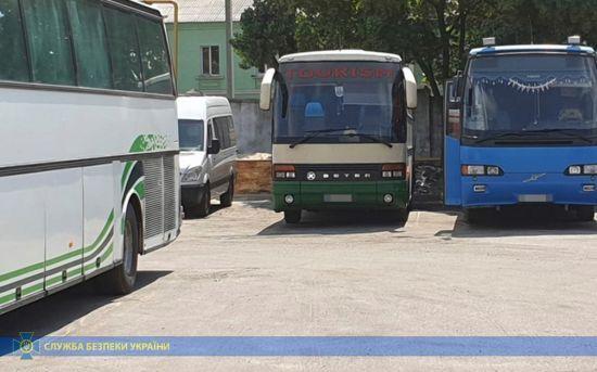 СБУ заблокувала механізм незаконних перевезень з окупованого Донбасу до курортної Одеси