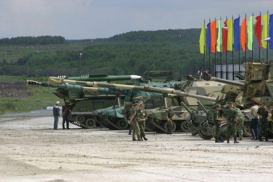 """Сотні танків, авіація та артилерія. РФ та Білорусь розпочали масштабні військові навчання """"Щит Союзу"""""""
