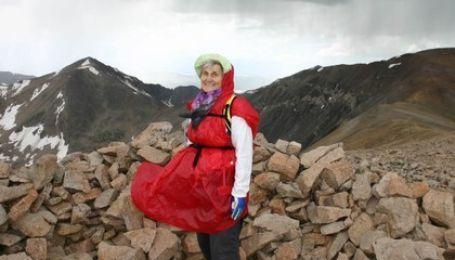 89-річна американка встановила рекорд, піднявшись на Кіліманджаро
