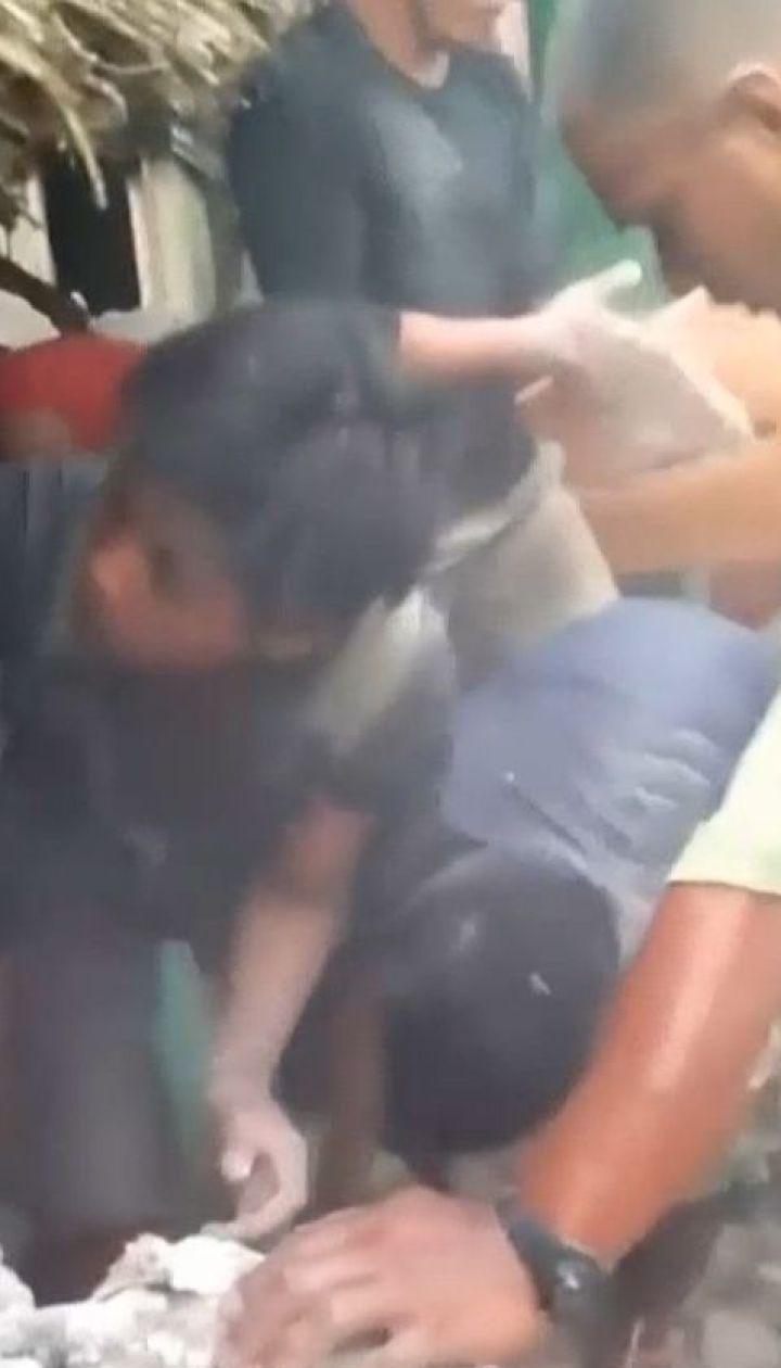 Филиппины сотрясли мощные подземные толчки, есть погибшие