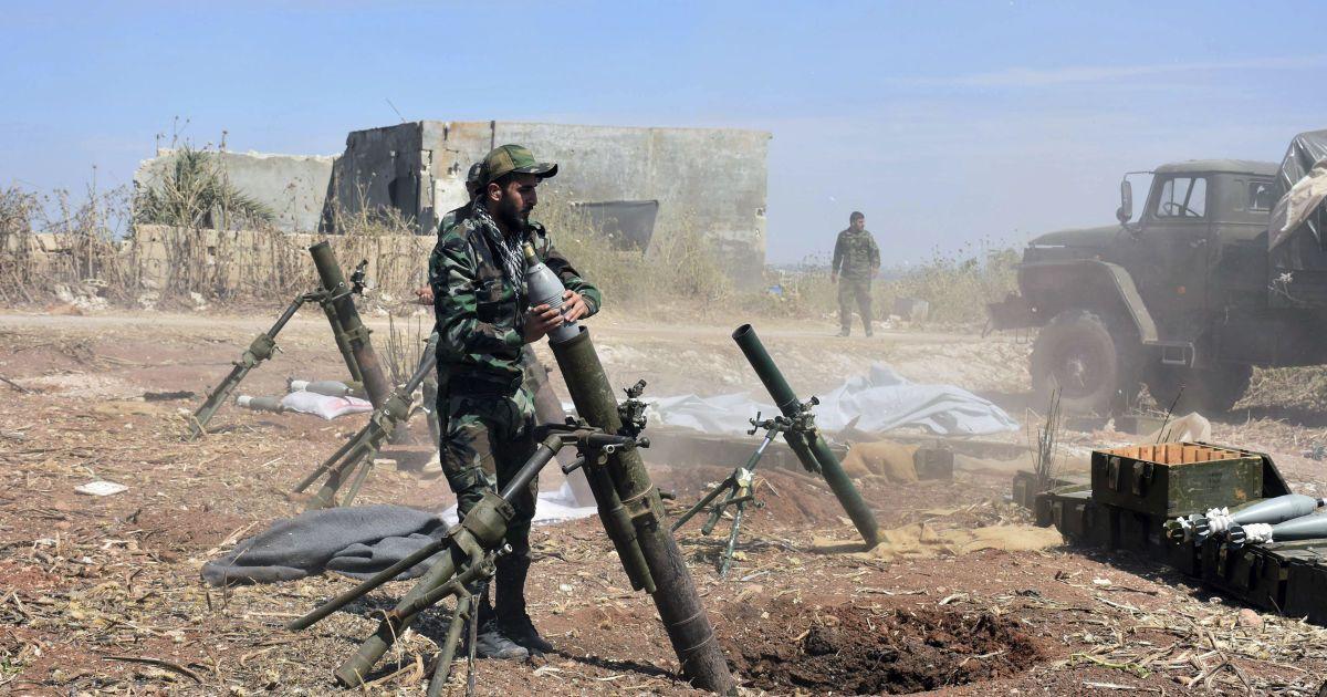 У Сирії бойовики атакували три автобуси з мирними мешканцями: є загиблі та поранені