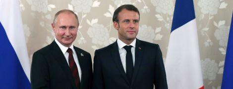 Макрон озвучив умову своєї підтримки повернення Росії до G7
