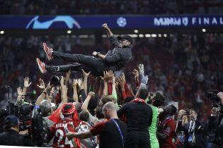 Клопп признан лучшим тренером года в Германии
