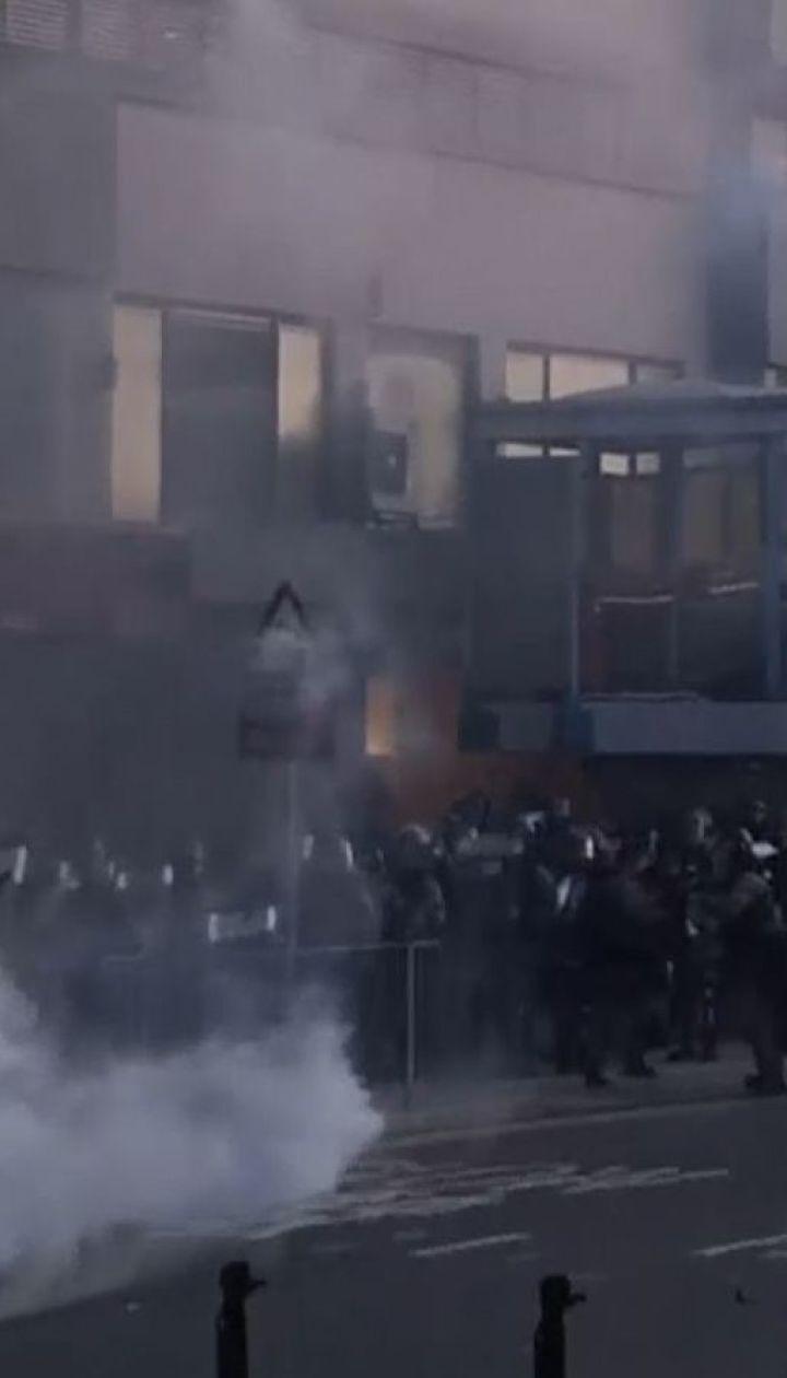Нова хвиля антиурядових протестів триває у Гонконгу – учасників силою розганяли