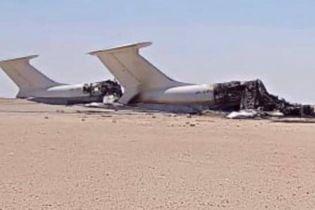 Подробности уничтожения украинского самолета в Ливии: пилот жив, подозрения на РФ