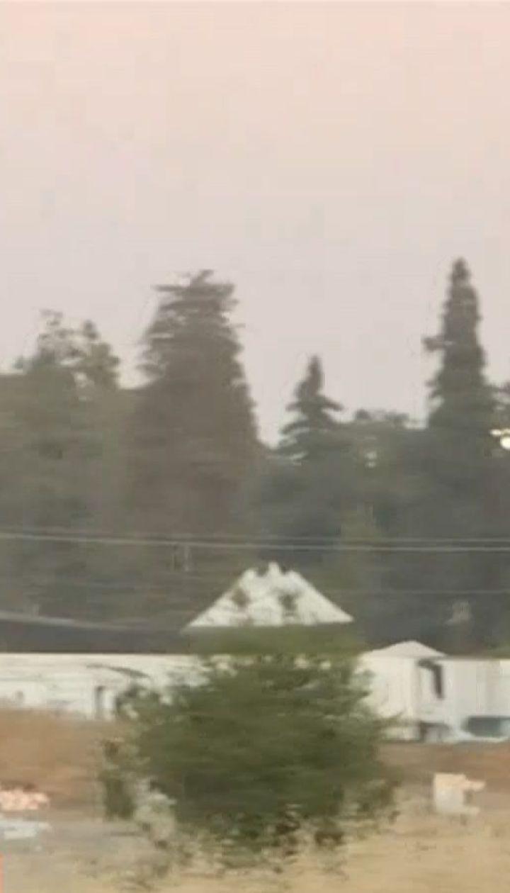 Мужчину, открывшего стрельбу в Калифорнии, удалось ликвидировать