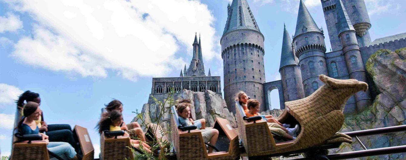 Визначено 25 найкращих парків розваг у світі