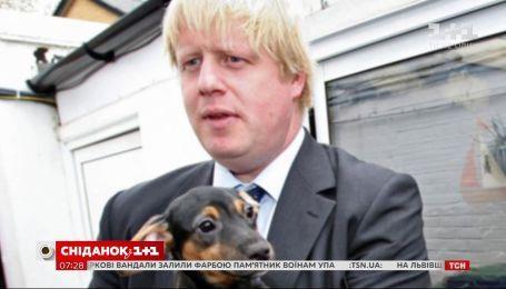Премьер-министр Великобритании Борис Джонсон приведет в правительственный дом собаку