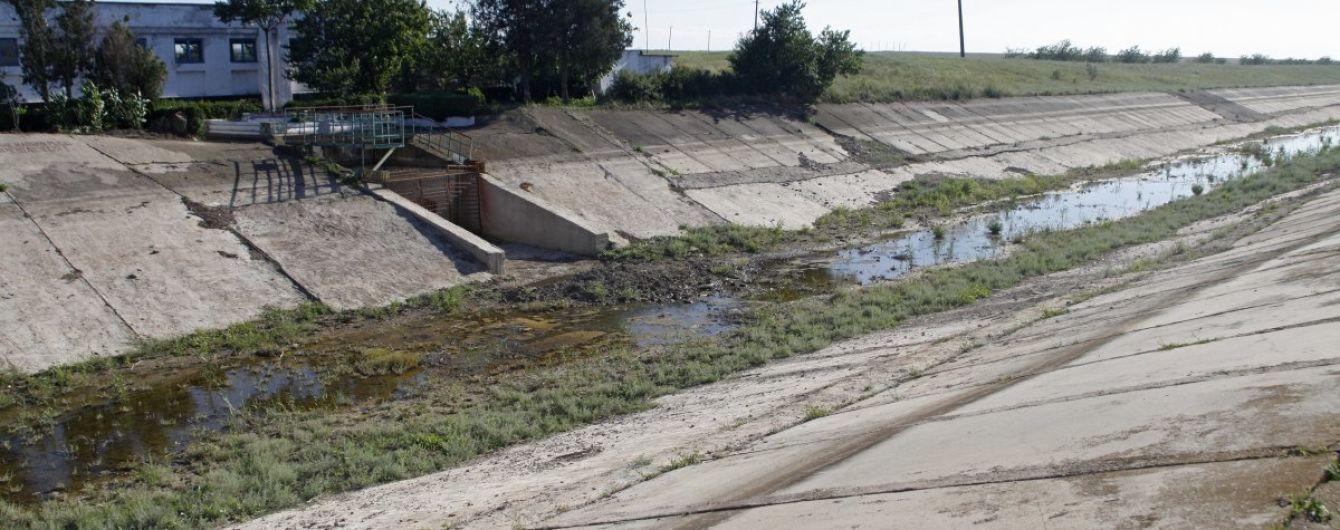 Вода в Крым: как ВР чуть не поспособствовала восстановлению водоснабжения в оккупированный полуостров