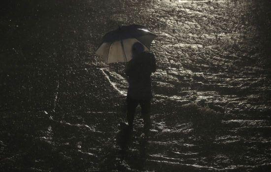 ВУкраїні обіцяють сильні дощі та вітер: прогноз погоди