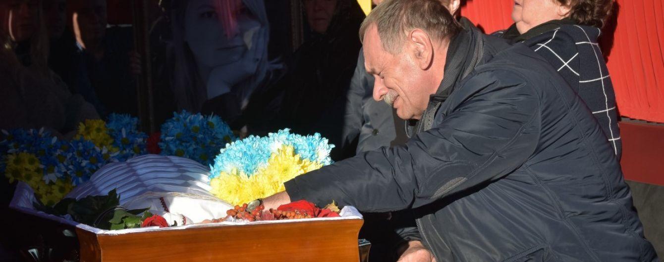 """Батько Гандзюк та Зеленський провели """"обнадійливу зустріч"""""""