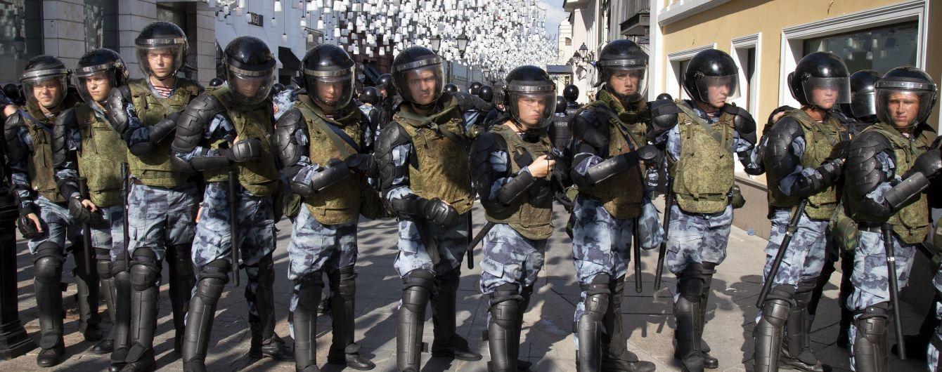 Російське МЗС викликало представника посольства США – вгледіло агітацію мітинга в Москві