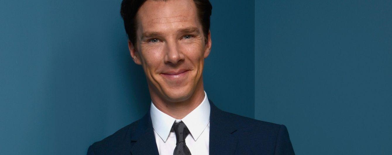 """Відомий британський акторБенедикт Камбербетч озвучить одного з персонажів екранізації """"До нас на чай заходив тигр!"""""""