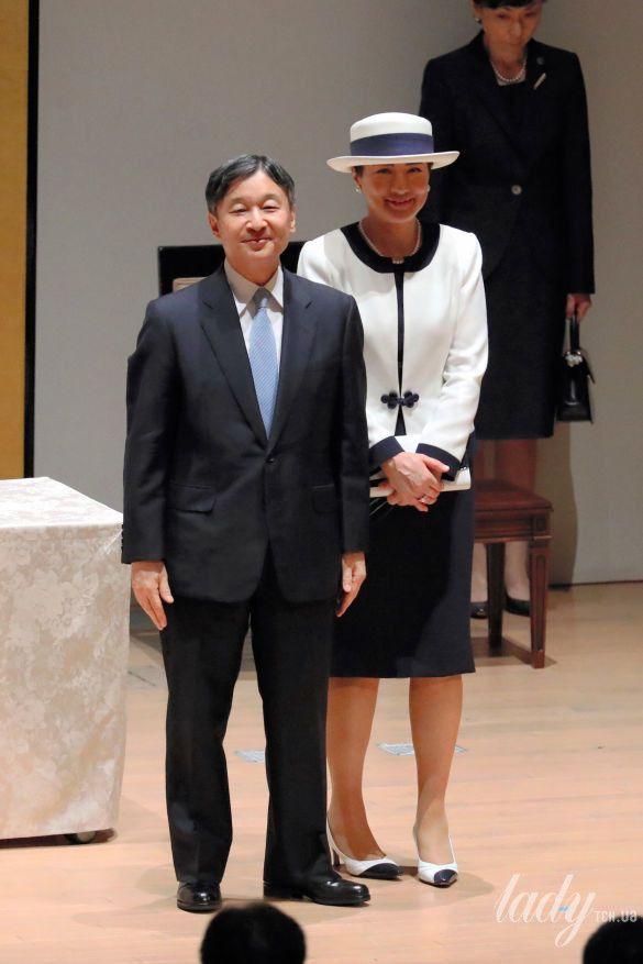 Император Нарухито и императрица Масако_2