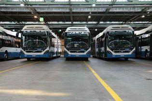 В швейцарском городе Люцерн планируют ввести плату за стоянку туристических автобусов
