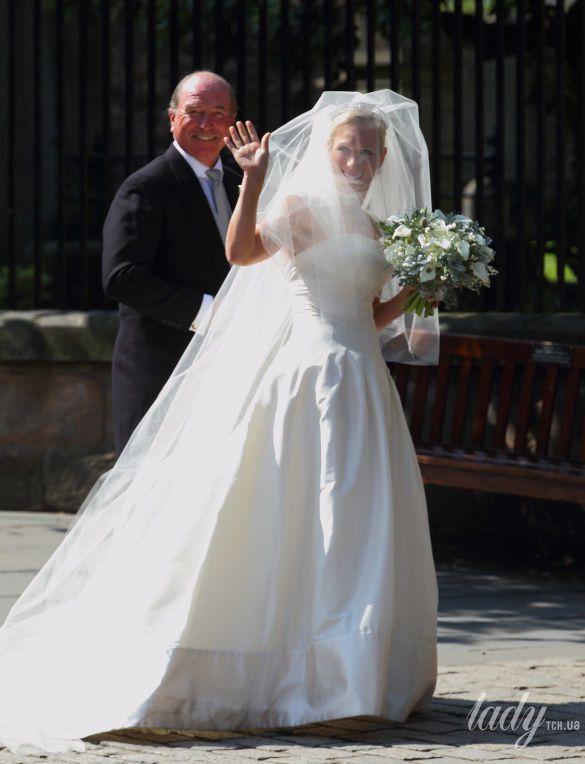 Свадьба Зары и Майка Тиндолл_1