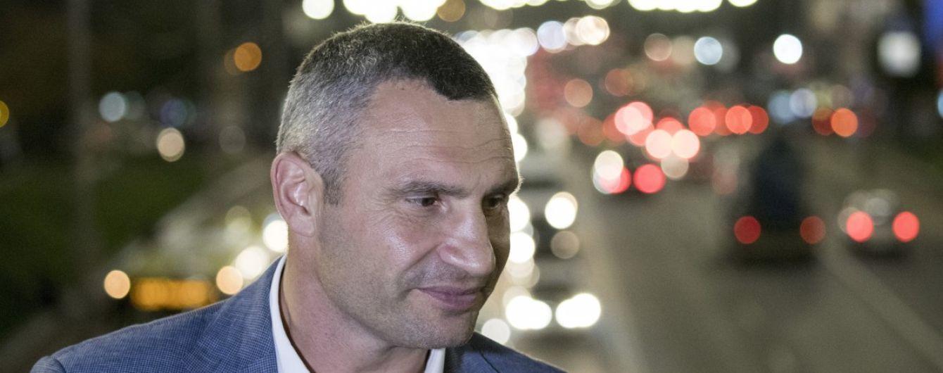 Кличко попросил у НАБУ открыть дело о взятке Богдану