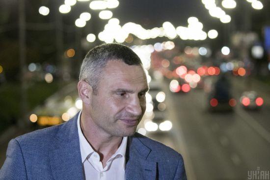 Кличко попросив у НАБУ відкрити справу щодо хабара Богдану