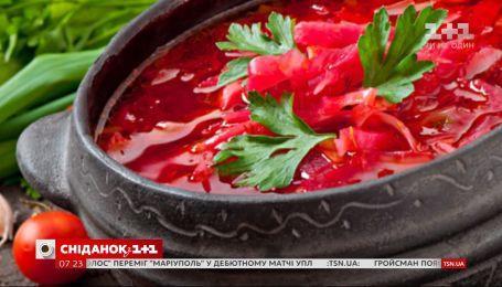 В одном из кафе-маркетов в Майами украинский борщ назвали самым популярным русским блюдом
