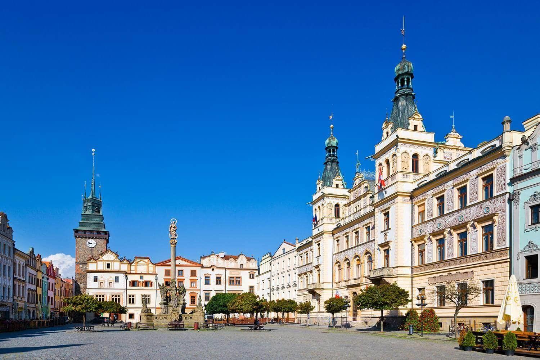 Пардубице, Чехия