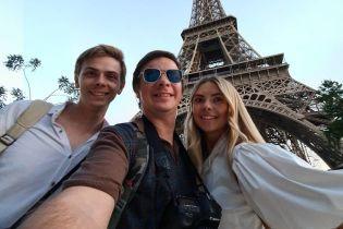 Дмитрий Комаров показал своих сестру и брата