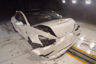Австралийцы оценили безопасность Tesla Model 3 после нещадного краш-теста