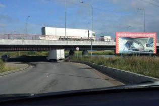 """В России """"мост глупости"""" наказал уже 170 """"ГАЗелей"""". Видео"""