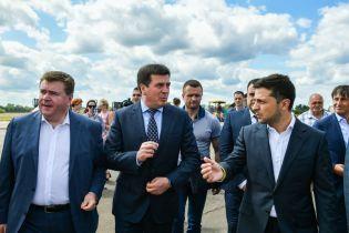 Зеленський хоче аеропорт у Черкасах, але на нього треба 750 млн грн