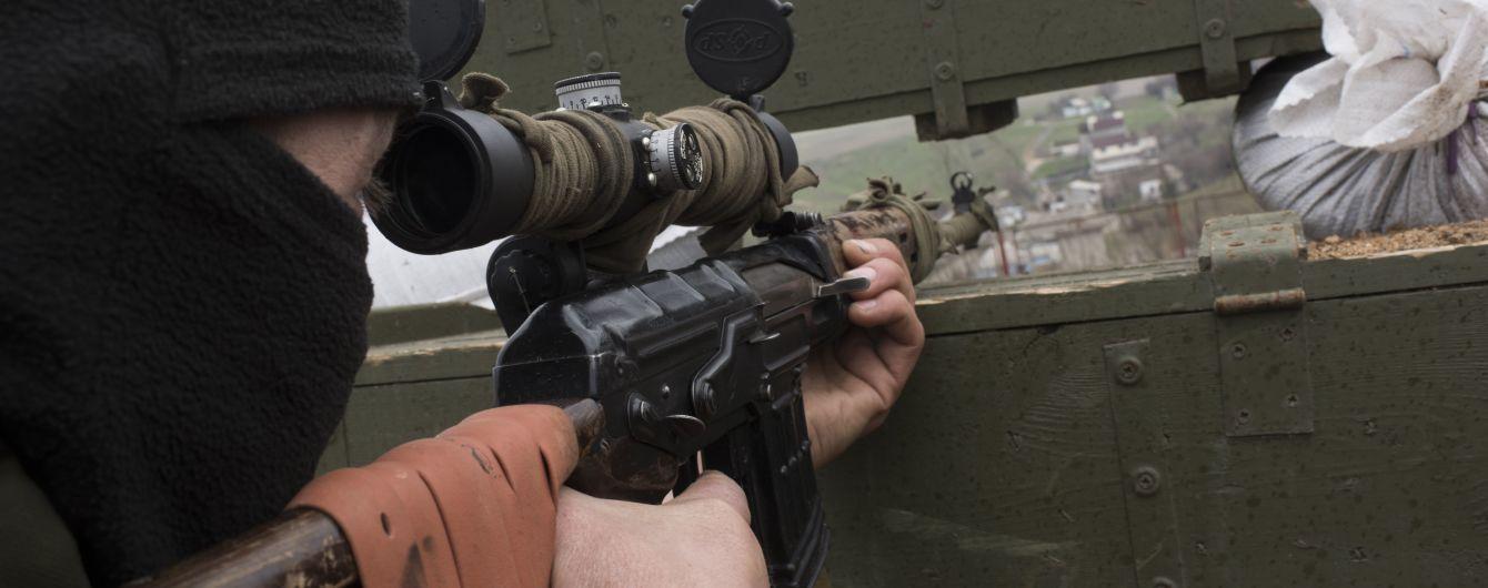 За добу український військовий загинув, ще двоє поранені – штаб ООС