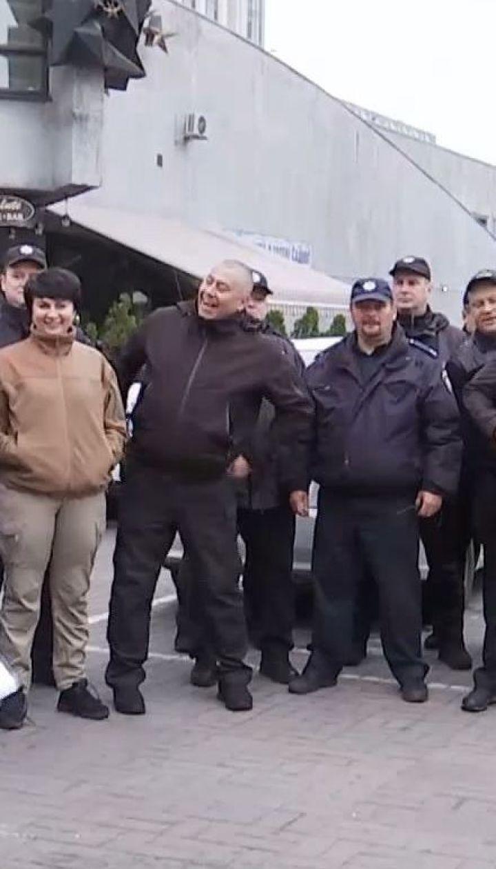 Відсьогодні вулиці українських міст патрулюватимуть нацгвардійці