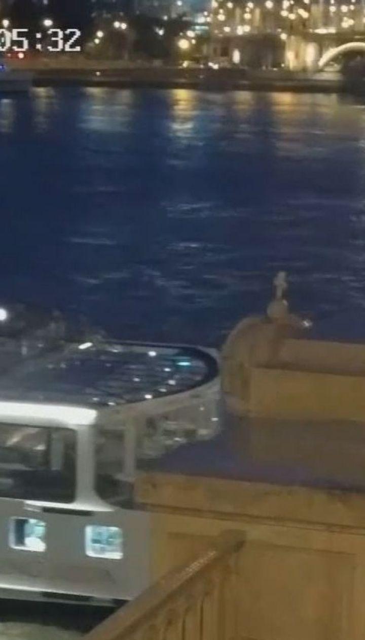 Резонансное кораблекрушение в Будапеште: украинский капитан снова под арестом
