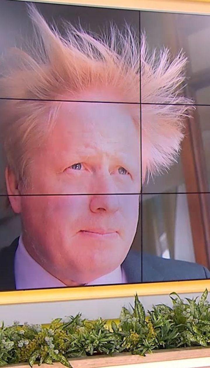 """Какие настроения царят в Великобритании после избрания нового премьера - влог """"Сніданку"""""""
