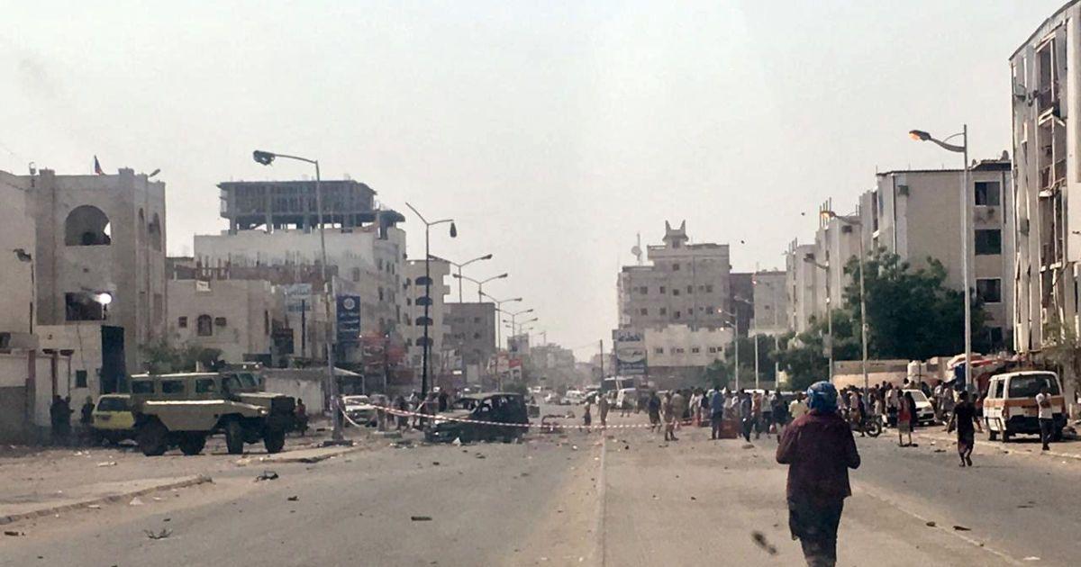 Мясорубка в Йемене. Боевики напали на парад, военные которого собирались на бой за несколько городов